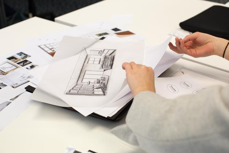 Spatial design has been added to the Bachelor of Design at Wintec.