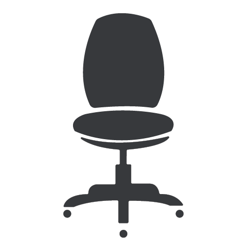 Computer Chair Icon