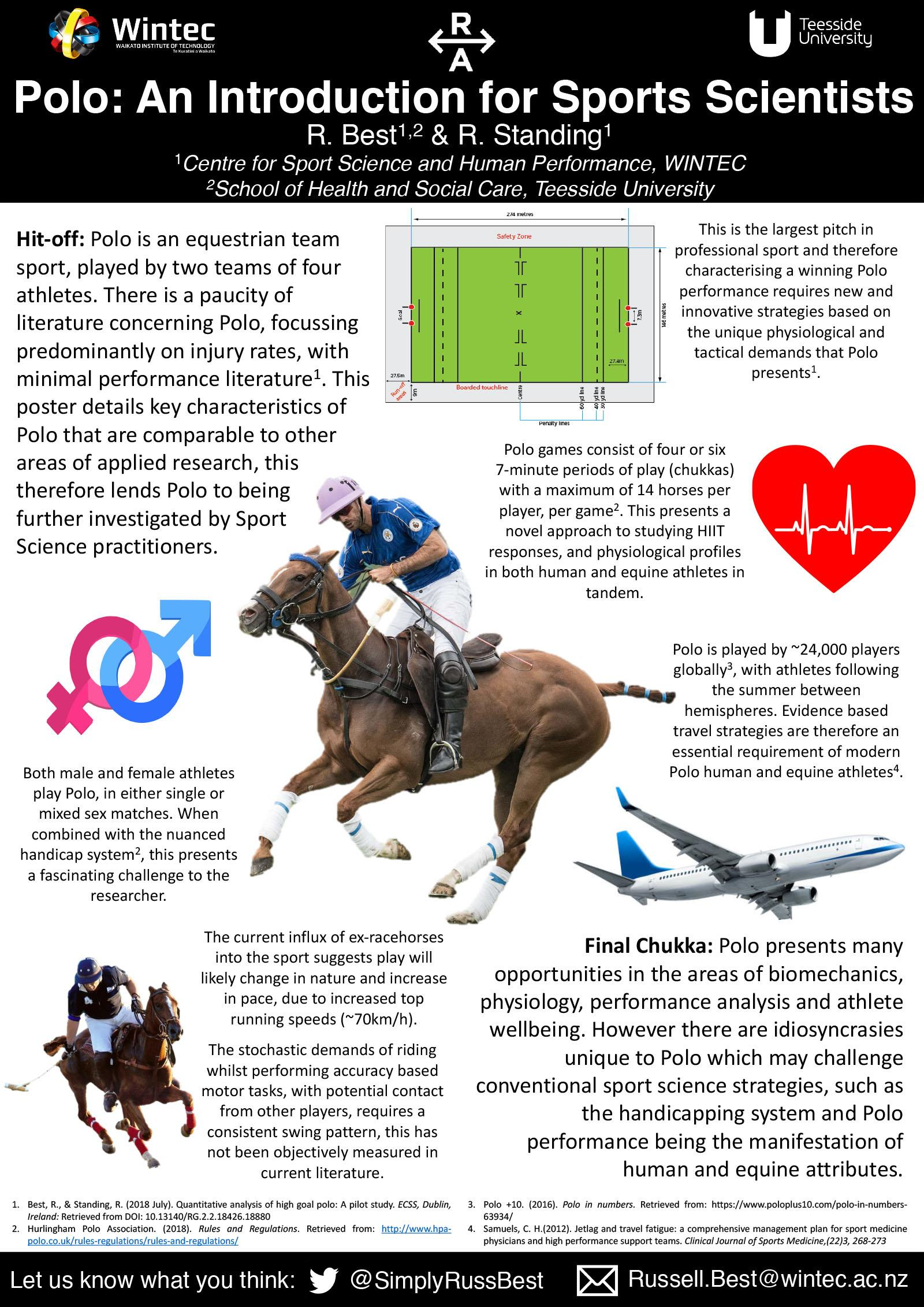 Polo An Introduction for Sports Scientists