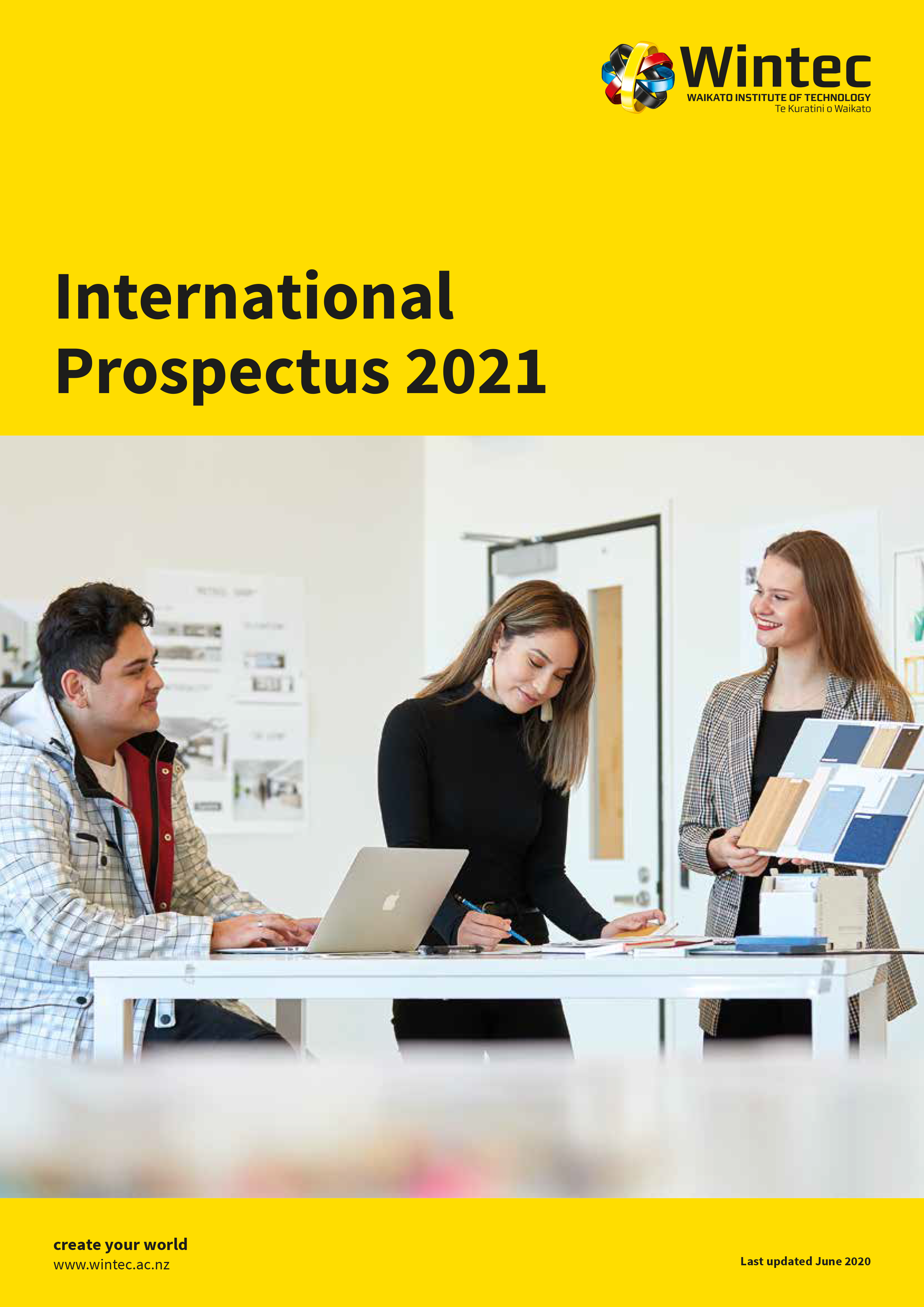 International Prospectus 2021
