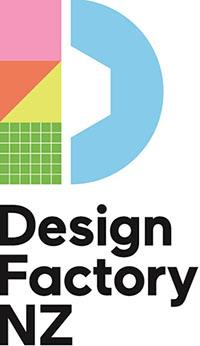 Design factory NZ logo small size