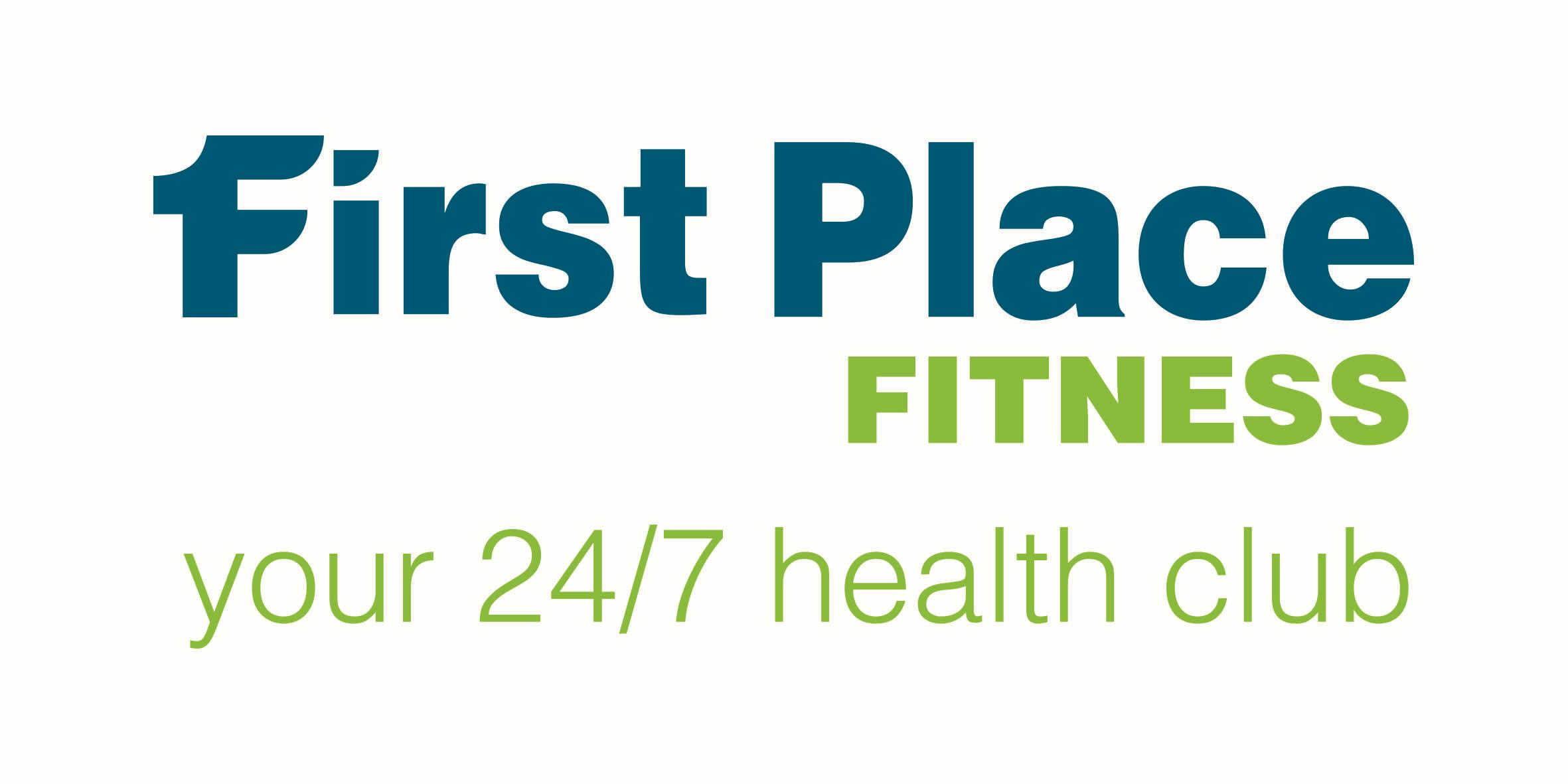 First Place Fitness -Logo -With Tagline