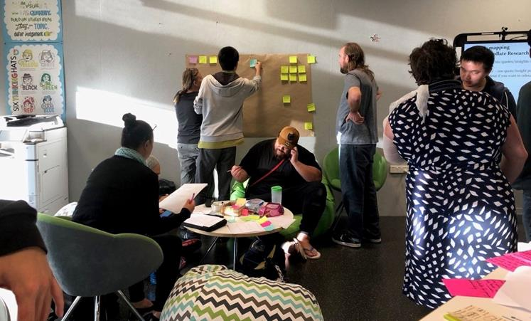 Problem solving is fun, fast paced and gets results for Design Factory NZ students in the Rat Relay