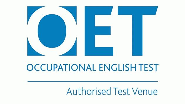 Occupational English Test Logo