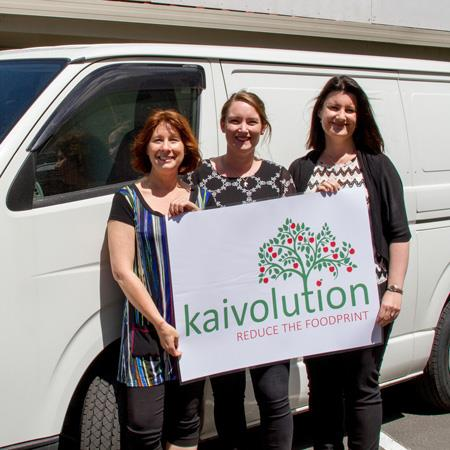 Ruth, Katy and Karen from Kaivolution