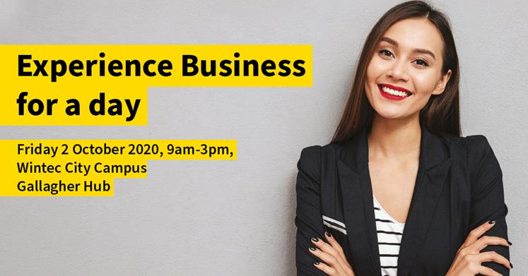 Experience Business at Wintec