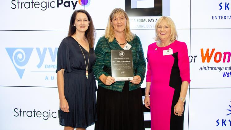 Wintec awarded for commitment to equal pay opportunities