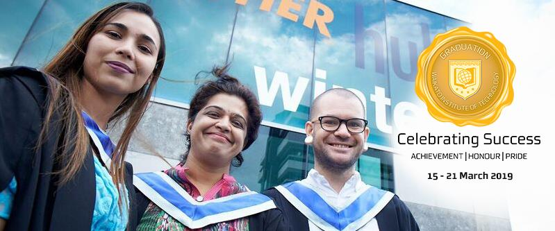 2019 Wintec Graduation and Special Awards