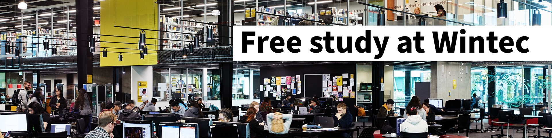 Free study at Wintec