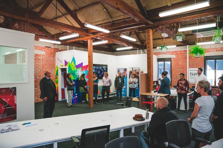 2018 Gisborne Launch Coworking Space