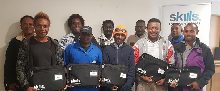 Studying at Wintec has been an interesting journey for our Solomon Islands cohort
