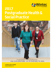 Postgraduate Health and Social Practice Programme Guide