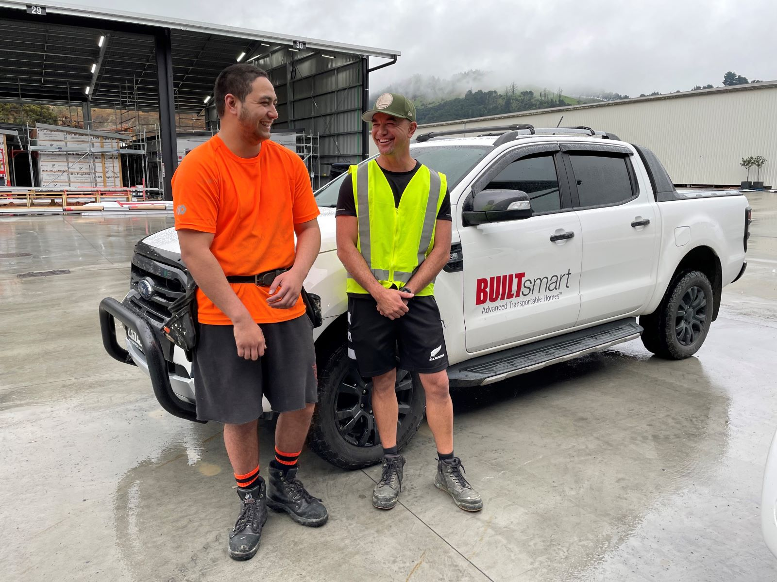 Builtsmart have employed 16 Wintec Māori and Pasifika Trades Training apprentices
