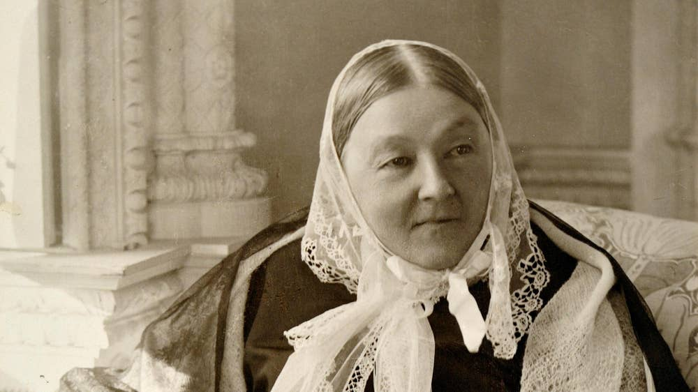 Florence Nightingale's influence on modern nursing will always be remembered