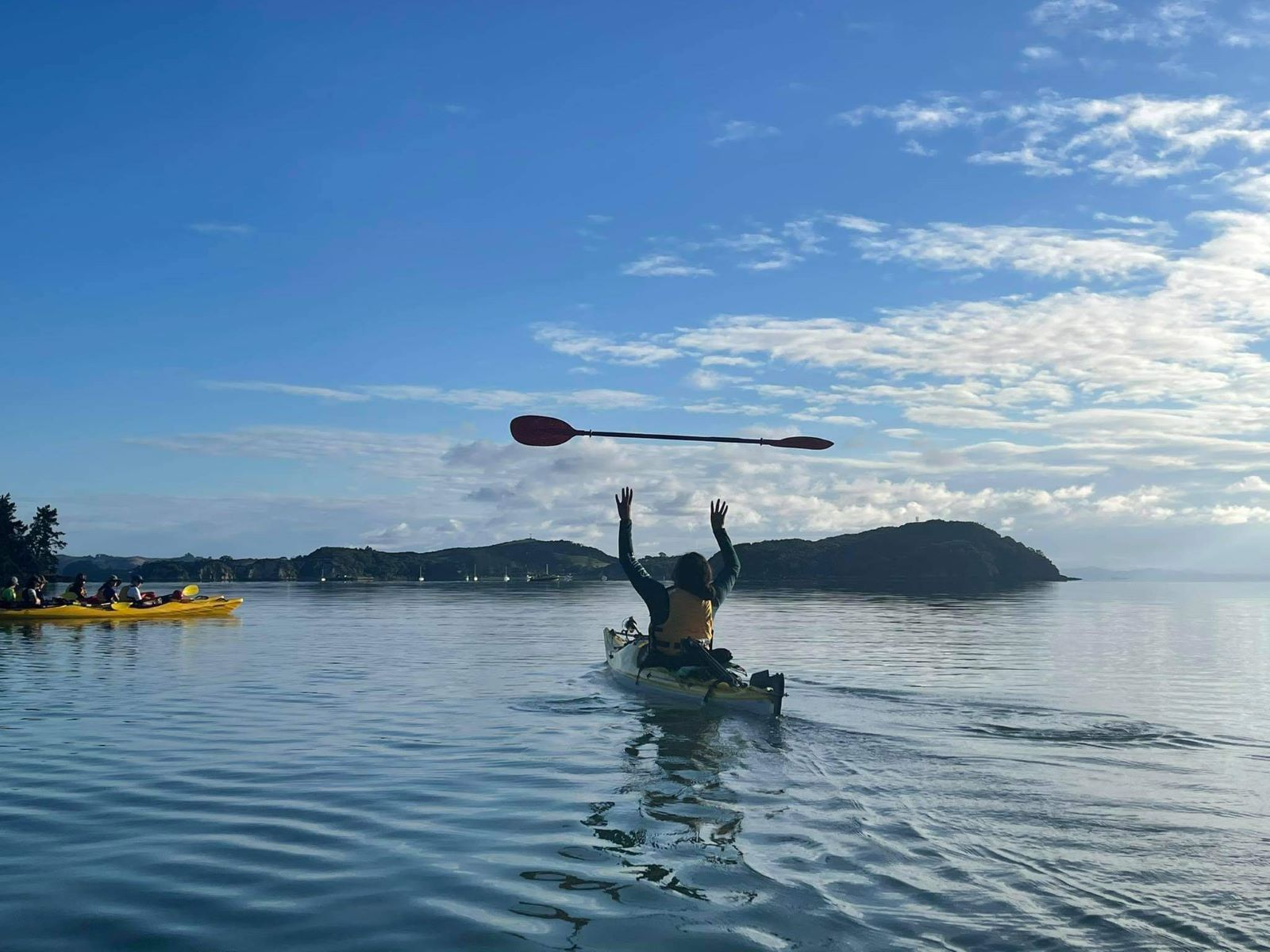 Outdoor Education is a pathway to careers in adventure tourism and the environmental sector