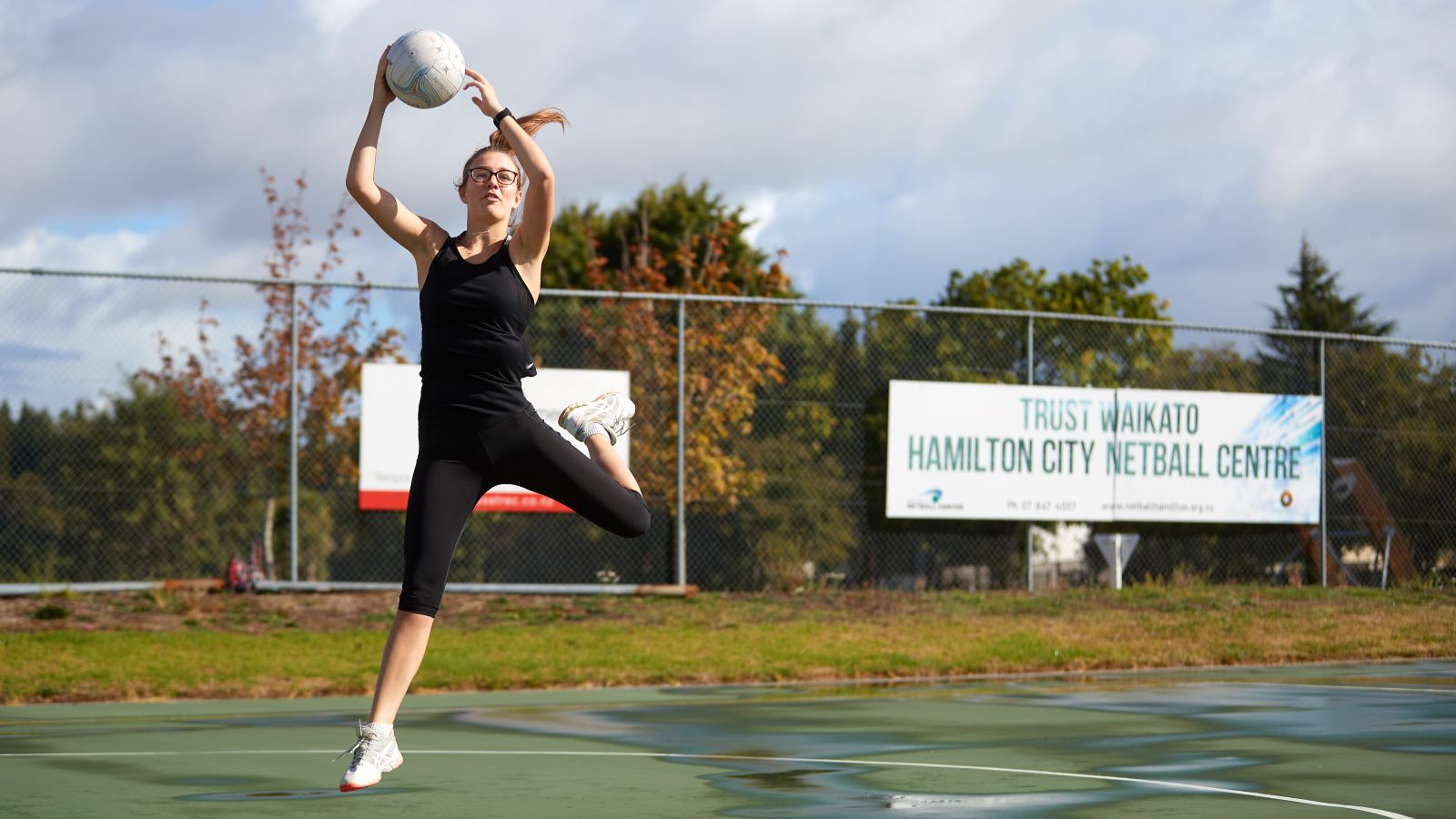 Scholarship puts sport career in reach for Anna