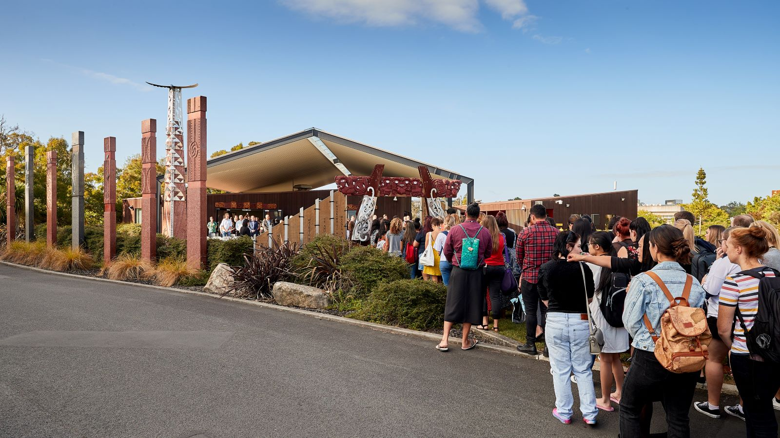 Te Kōpū Mānia o Kiriroa Marae is at the heart of cultural responsiveness at Wintec