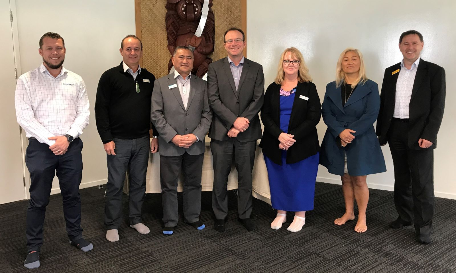 Wintec has signed a new partnership agreement to support  Māori and Pasifika achievement
